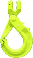 Gunnebo Clevis Safety Hook GBK c/w Grip Latch | Grade 10