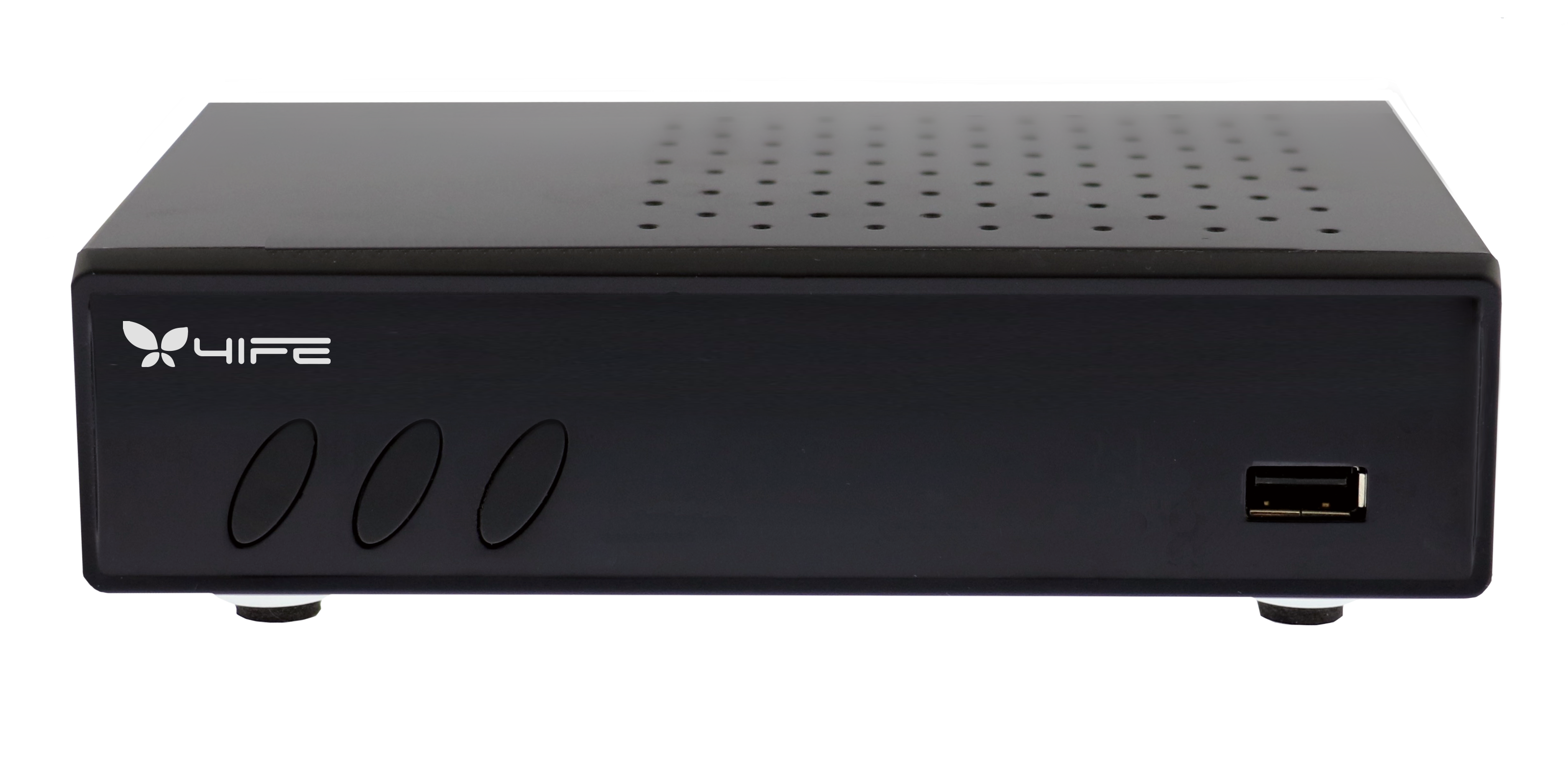 4ife SV-402 Combo- Full HD Terrestrial & Satellite Receiver with Media Player
