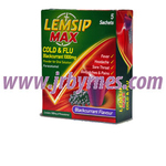 Lemsip Max Strength 5's (cold&flu) B/Currant