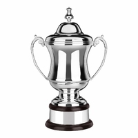 47cm Conquerors Challenge Cup wth Lid