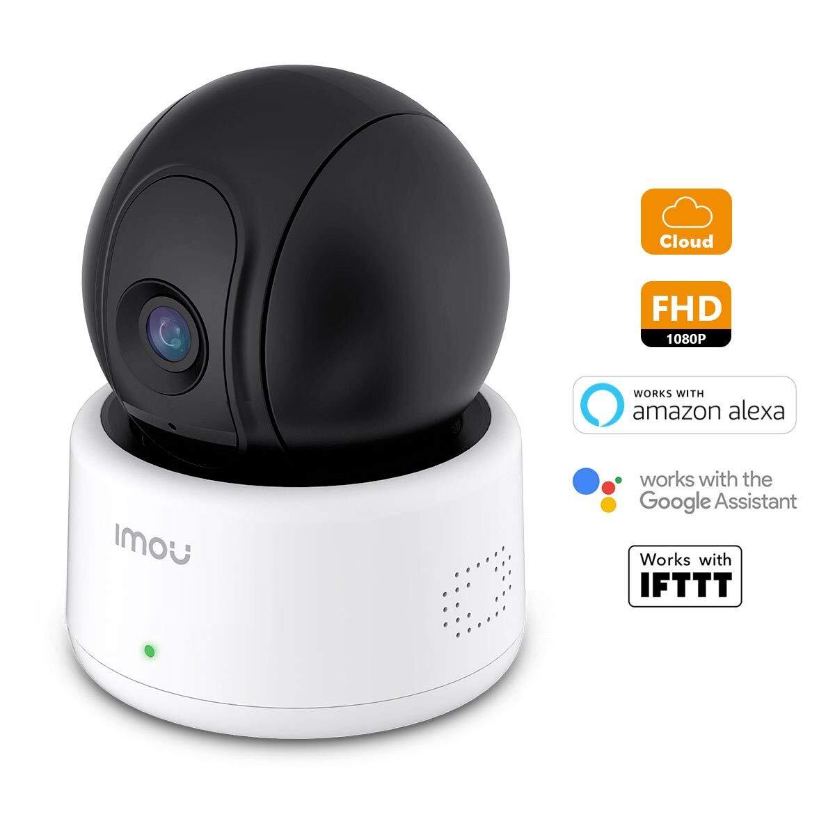 IMOU RANGER 1080P 3.6mm Pan/Tilt IP Camera with 10m IR