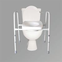 Stirling Toilet Frame