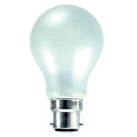 TOUGH LAMP GLS  240/50V 100WATT BC/B22 PEARL