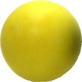 """Dog Life Rubber Ball 2"""" Small x 6"""