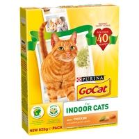 Go-Cat Indoor Chicken & Veg 825g x 5