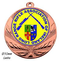 70mm Medallion (Bronze)