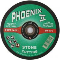 115mm STONE CUT DPC DISC