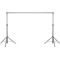 LEDJ 3 x 2m Stand and Bag Set