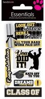 Graduation  Essential Craft Sticker.