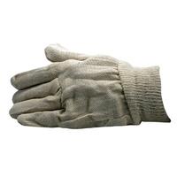 White Cotton Drill Gloves (WT1018)
