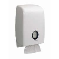 KIMBERLY CLARK - DISPENSER  FOR KLEENEX Z-FOLD HAND TOWELS