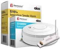Ei161e Ionisation Smoke Alarm