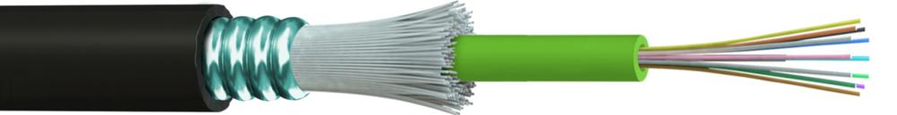 Draka-OM3-50/125-Armoured-Loose-Tube-Fibre-Optic-Cable-Product-Image
