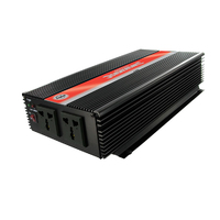 SILVERLINE Power Inverter 12 Volt - 230 Volt 2000 Watt 444658