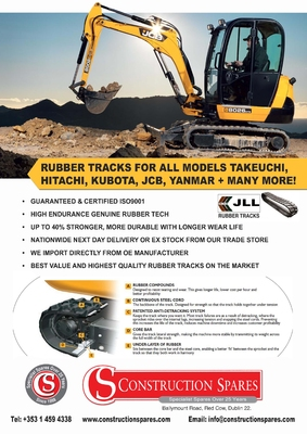 RUBBER TRACKS BEST IN THE MARKET!