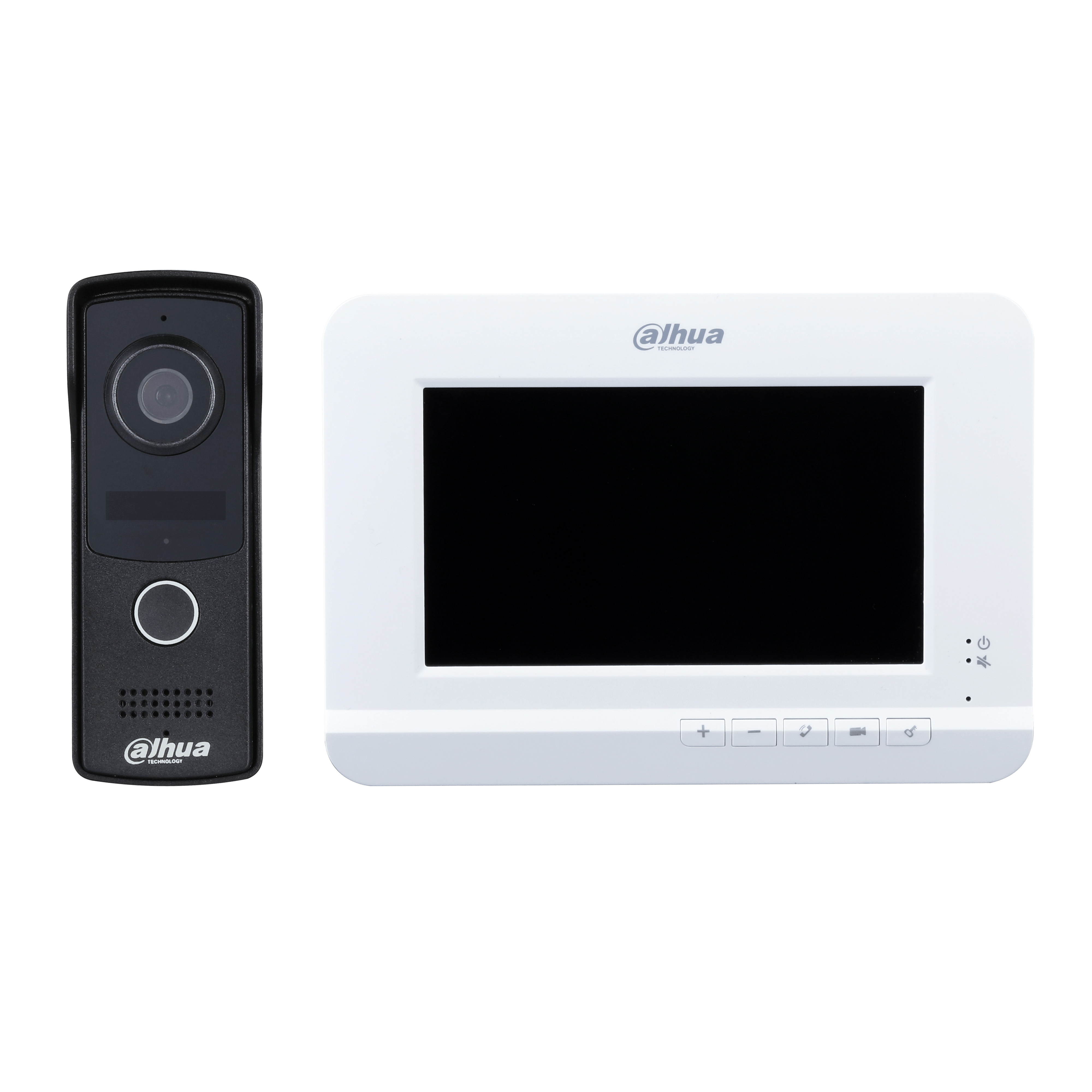 DISCONTINUED, See Description for Close Match** Dahua Access 4 Wire Outdoor Station + Indoor Monitor Kit