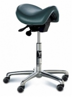 BAMBACH - SADDLE STOOL WITHOUT BACKREST