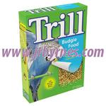 Trill Budgie Food Lge 500g x12