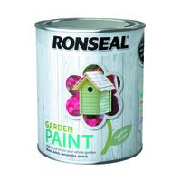 Ronseal Garden Paint 750ml Sapling Greren