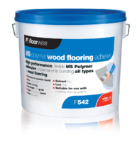 F542 Ms Polymer Wood Adhesive