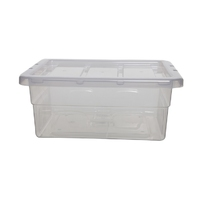 40cm Spacemaster Midi 15 Litre Storage Box