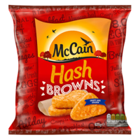 Hash Browns (Triangular)-McCain-(8x1kg)