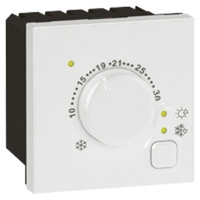 Arteor Thermostat Electric Floor - White | LV0501.2447