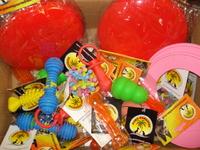 Paws Paradise Rubber / PVC Toy Assortment x 40