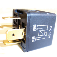 12V Relay | 40 Amp | 4 Pin