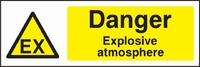 Warning and Chemical Danger Sign WARN0002-1710