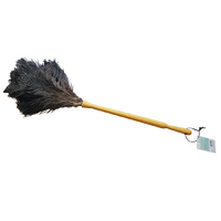 """Rushmere Premium Wooden Handle Ostrich Duster Large 30"""""""