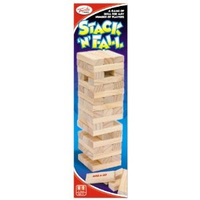 Stack N Fall (Order in 2's)