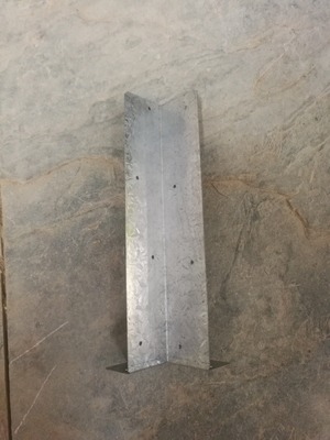 Galvanised Repair Bracket