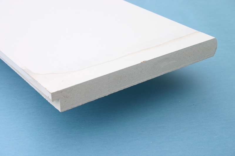 Window Board MDF 244x26mm 2.4mtr Primed & Window Board MDF 244x26mm 2.4mtr Primed - Goodwins