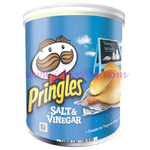 Pringles SMALL CAN Salt&Vinegar x12