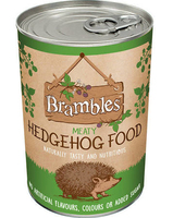 Brambles Meaty Hedgehog Food 400g x 12 Cans [Zero VAT]
