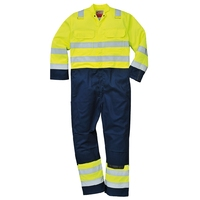 Portwest Hi-Vis Anti-Static Bizflame Pro Coverall