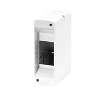 Gewiss 2 MOD Surface IP40 Enclosure No Door