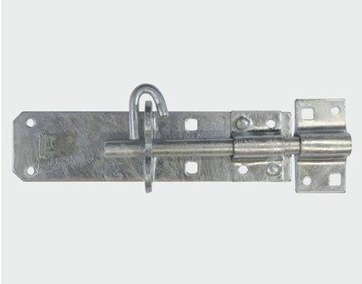 """Padbolt 150mm (6"""") Galvanised"""