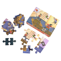 Children's Floor Puzzle - Pirate