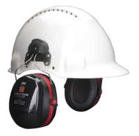 3M Peltor Optime III Peltor 300 Helmet Ear Muff H540P3E-413-SV