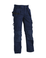 Blaklader 1530-1860 Men's Work Trousers Navy