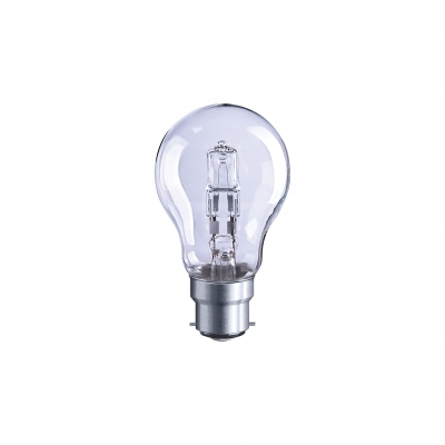 Solus 42W BC Clear A55 Halogen