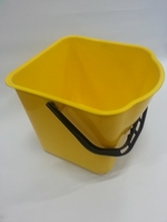 BUCKET 15ltr CALIBARATED YELLOW