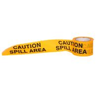 Caution Spill Hazard Tape - 50m