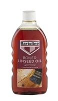 BARTOLINE BOILED LINSEED OIL 500 ML