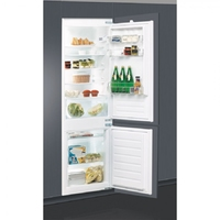 WHIRLPOOL BULIT IN 70/30 FRIDGE FREEZER