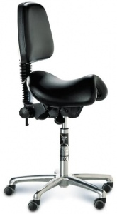 BAMBACH SADDLE STOOL WITH BACKREST  sc 1 st  Dental Medical Ireland & BAMBACH SADDLE STOOL WITH BACKREST - DMI islam-shia.org