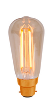VINTAGE SQUIRREL CAGE LED 4W B22 | LV1603.0107