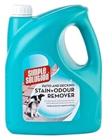 Simple Solution Patio & Decking Stain + Odour Remover 4 litre x